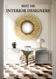 Design Magazine   Best Selection of Interior Designers