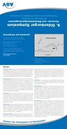 8. Oldenburger Symposium - Arbeitgeberverband Oldenburg