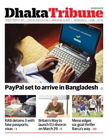 DT e-Paper 21 March 2017