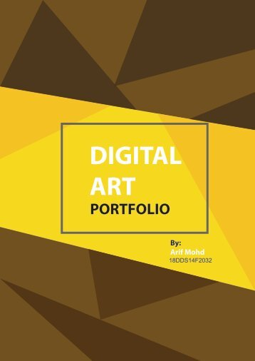 DIGITAL ART PORTFOLIO
