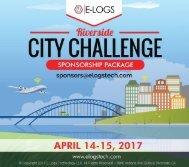 Riverside City Challenge Sponsorship Package