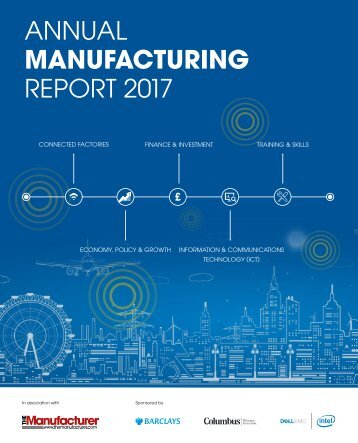ANNUAL MANUFACTURING REPORT 2017
