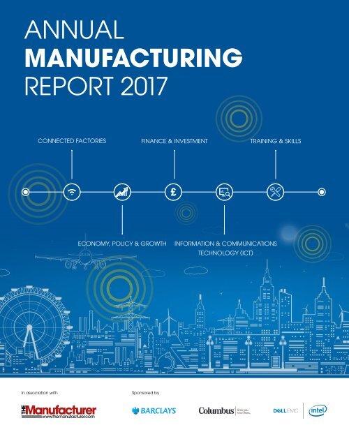 ANNUAL MANUFACTURING REPORT 2017