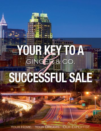 Your Key to a Successful Sale