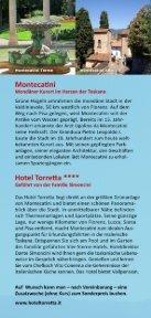 Sprach- und Kulturreise Montecatini 2017 - Seite 4