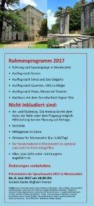 Sprach- und Kulturreise Montecatini 2017 - Seite 5