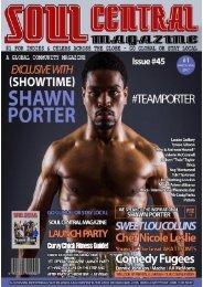 Soul Central Magazine March April Edition #45 #Sports Celebrity >>>