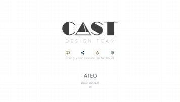 ATEO Logo Design