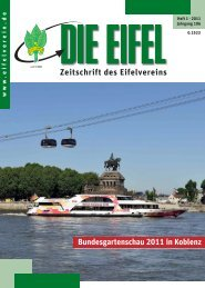 Zeitschrift des Eifelvereins