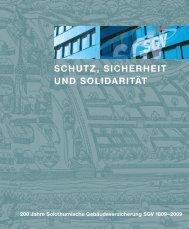 200 Jahre SGV; Das Buch zum Jubiläum - SGV Solothurnische ...