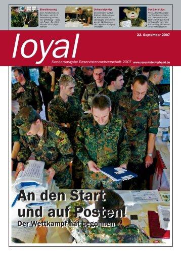 loyalSonderausgabe - über die Familie Struckhof.