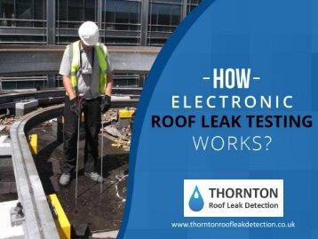 UK Leak Detection - Electronic Testing