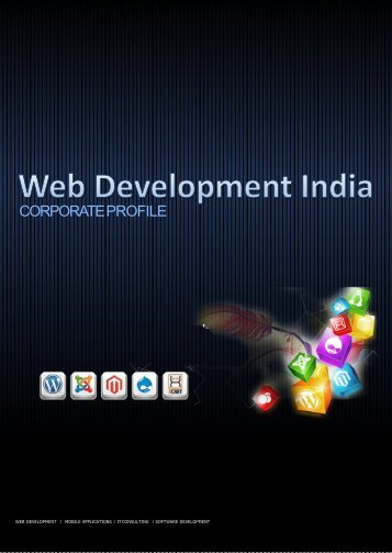 Web Development India Corporate Profile