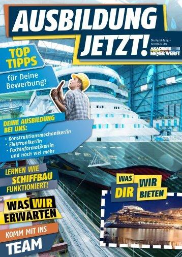 EINEN GUTEN HAUpT - Meyer Werft