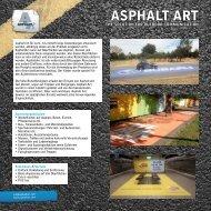 BlaueErdbeere: AsphaltArt