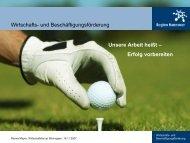 Absatzgebiete der Produkte/ Dienstleistungen - Gemeinde Wennigsen