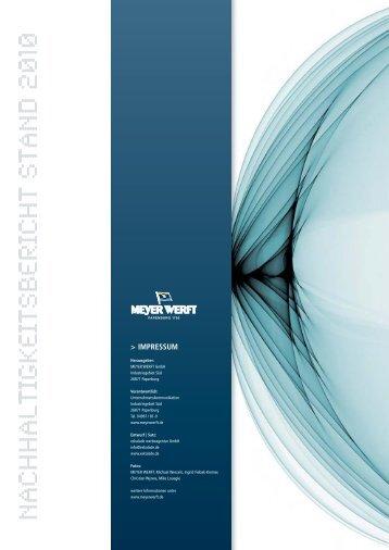 2003 2004 2005 2006 2007 2008 2009 - Meyer Werft