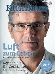 Klinikum Magazin 3/2015