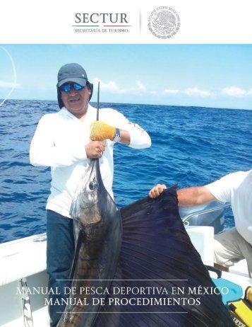 Manual de Pesca Deportiva en Mexico