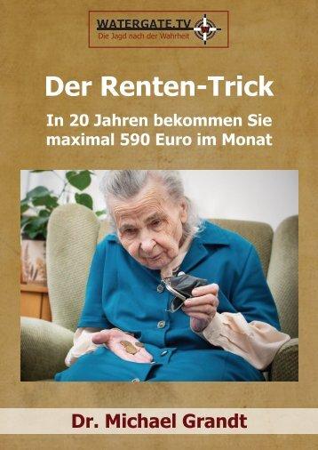 Der Renten-Trick