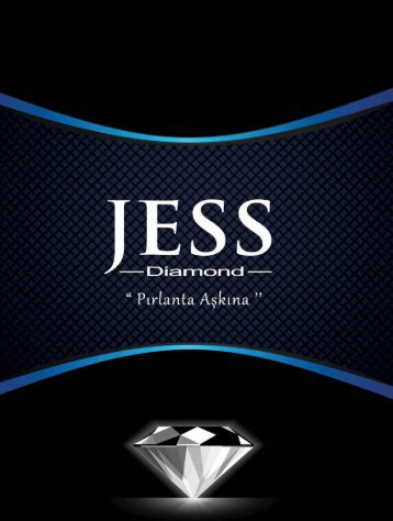 JESS DIAMOND Tanıtım Kitabı