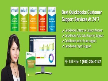 18002044122 QuickBooks Customer Support Phone Number