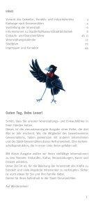 Veranstaltungskalender & Einkaufsführer Grevesmühlen - Seite 3