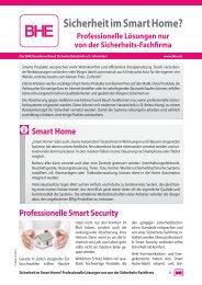 Sicherheit im Smart Home - professionelle Lösungen nur vom Fachmann_2017...