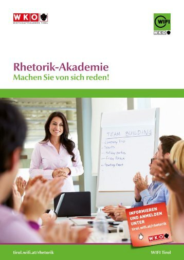 Rhetorik-Akademie LG-Profil