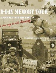 D-DAY MEMORY TOUR