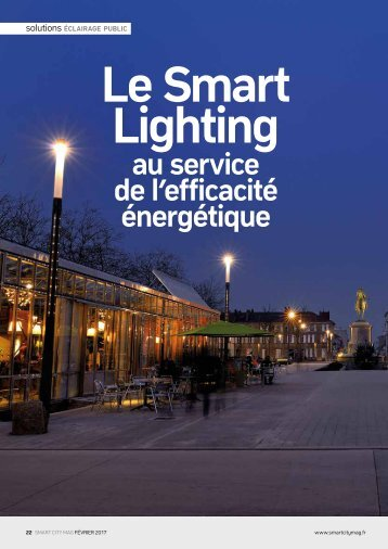 Le Smart Lighting