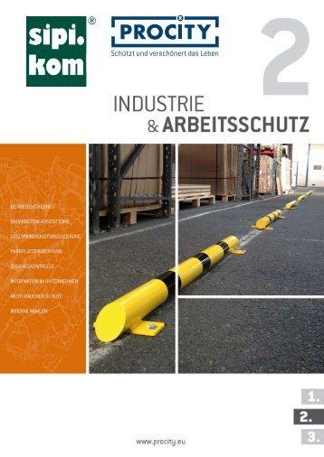 Industrieschutz | Arbeitsschutz | Procity 2 Katalog | SIPIRIT GmbH Kommunalbedarf