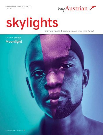 Skylights - Entertainment Guide Long-haul, April 2017