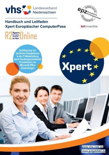 Handbuch Xpert ECP R2 Online Testcenter