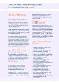 Handbuch Xpert ECP R2 Online Testcenter  - Seite 7