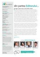 Revista RO.aliment editia 5 - expertul tau in industria alimentara - Page 3