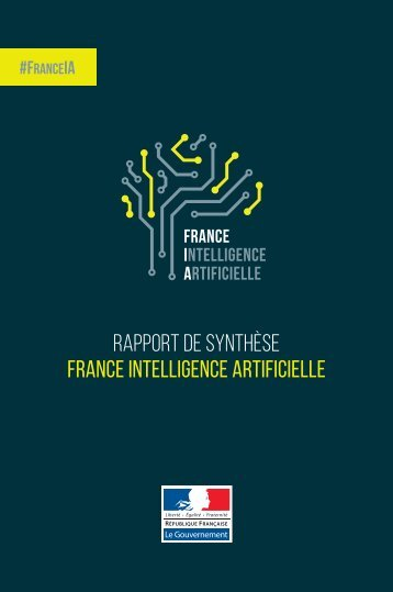 rapport de synthèse france intelligence artificielle