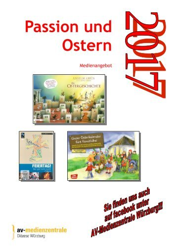 Passion - Ostern - Ausgabe 2017