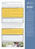 NATURE FOR HEALTH AND EQUITY - Page 3