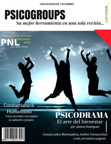 Revista de Psicologia de  Grupos