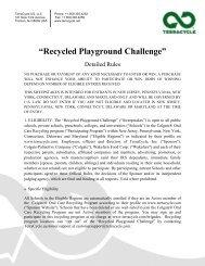 """Recycled Playground Challenge"""