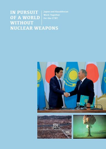 OF A WORLD WITHOUT NUCLEAR WEAPONS