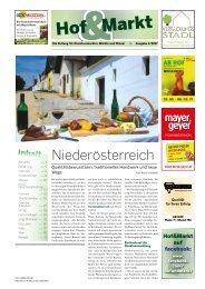 Hof & Markt | Fleisch & Markt 01/2017