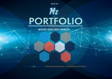 COver Online PortFolio PRINT