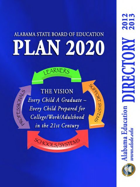OF CITY/COUNTY SCHOOLS - Alabama Department of Education