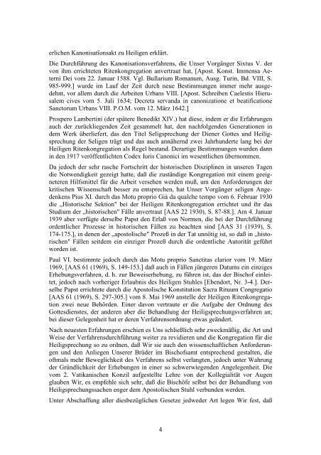 Der Codex des kanonischen Rechts