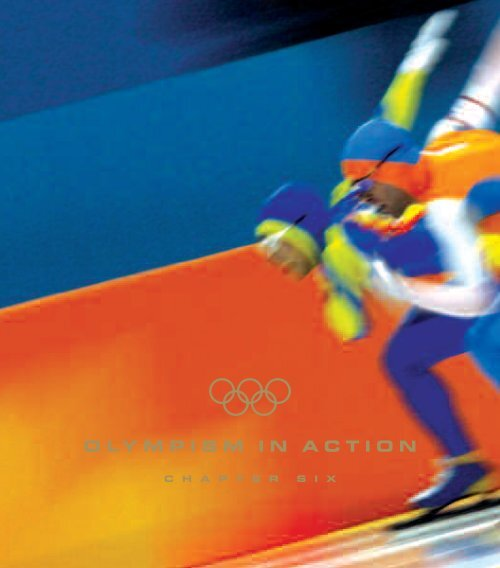 Olympism in action - International Olympic Committee