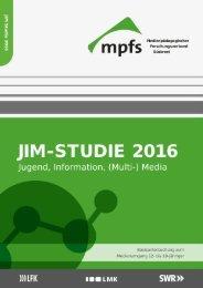 JIM-Studie 2016