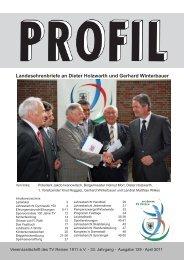 Profil - beim Turnverein Reisen!