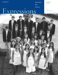 changes ahead - Episcopal Day School